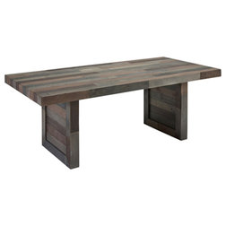 Rustic Dining Tables by Kosas