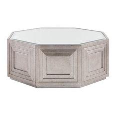 Lexington   Rochelle Octagonal Cocktail Table   Coffee Tables