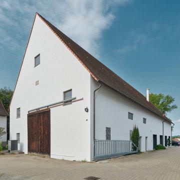 Umbau Scheune zu Wohnhaus