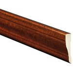 "Inteplast Building Products - Polystyrene Casing Moulding, Set of 5, 9/16""x2-1/8""x84"", Mahogany - Inteplast Mouldings are the ideal way for you to add style and beauty to your home. Our mouldings are lightweight and come prefinished making them an easy weekend project. Inteplast Woodgrain Mouldings feature a rich wood grain texture with colors that give the natural appearance of expensive, hand-finished mouldings without the hassle of labor-intensive finishing processes making them the perfect accent for your room."