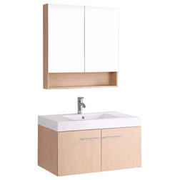 Elegant Contemporary Bathroom Vanities And Sink Consoles by Bosconi
