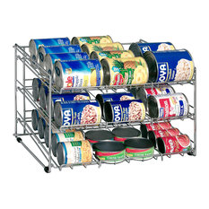 Organize It All - Kaya Can Rack - Pantry and Cabinet Organizers