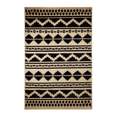 Scandy Jute and Cotton Area Rug, 200x290 cm