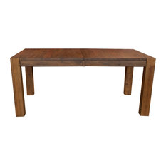 A-America Anacortes 90-inch Leg Table With 20-inch Butterfly Leaf