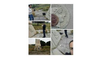 Ristrutturazione del monumento Parallelo 38