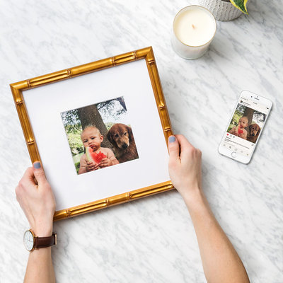 Free your photos from your mobile phone!