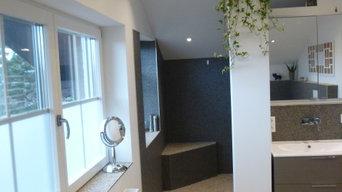 Badezimmer | Dachgeschoss Umbau