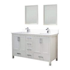 Adornus ASTORIA 60-W-Q White Vanity