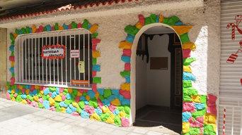 """Decoración de Centro Infantil """"La casita de Chocolate"""""""
