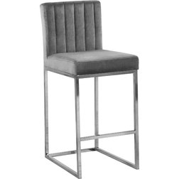 Contemporary Bar Stools And Counter Stools by Meridian Furniture