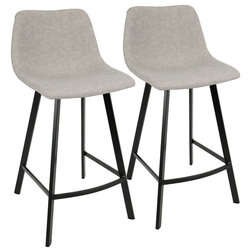 Contemporary Bar Stools And Counter Stools by LumiSource