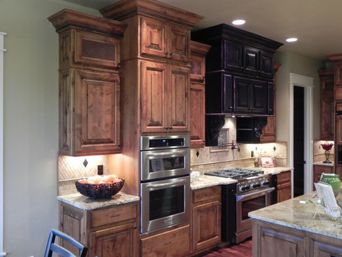 Knotty Alder Cabinets Is This Blotchy