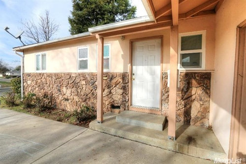 I Just Purchased My First House And Cannot Wait To Change The Entire Exterior Rock Is Really Bugging Me Was Considering Removing It However