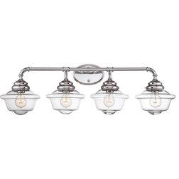 Industrial Bathroom Vanity Lighting by Hansen Wholesale