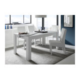 Sky extending dining table