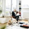 Visita privada: El luminoso dúplex de una bloguera en Hamburgo