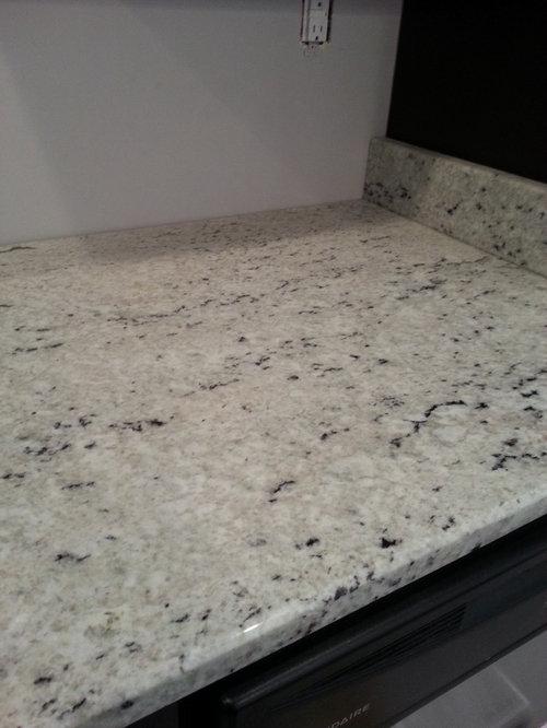 colonial white granite houzz. Black Bedroom Furniture Sets. Home Design Ideas