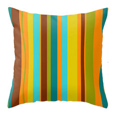 Modern Midcentury Inspired Accent Pillow