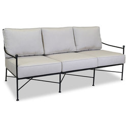 Contemporary Outdoor Sofas by Sunset West Outdoor Furniture
