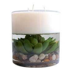 Desert Lotus Candle