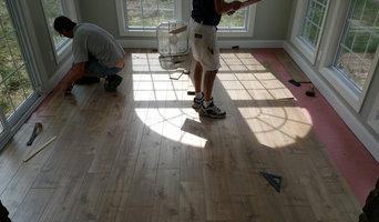 Oakwood New Home Hardwood Laminate