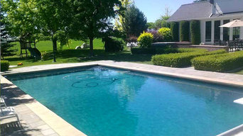 Paver Deck and Pool Remodel