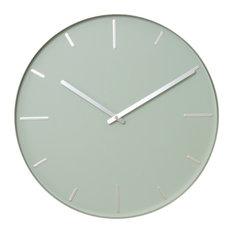 moderne wanduhren: große designer-wanduhren online - Grose Wohnzimmer Uhren