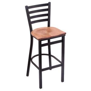 Brilliant Keira Pad Back Folding Bar Transitional Bar Stools And Theyellowbook Wood Chair Design Ideas Theyellowbookinfo
