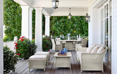 5 Eye-Catching Style Schemes for Your Outdoor Spaces
