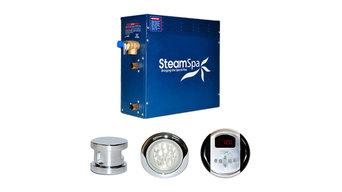 SteamSpa Indulgence 7.5kw Steam Generator Package