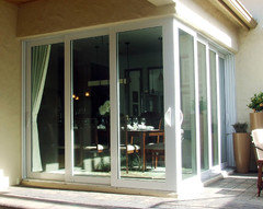 Do you think 12 foot tall sliding glass doors are big enough pressures a little wider style is needed for the glass bite shown here our 90 degree corner sliding glass door the can also be 12 feet tall and is tested planetlyrics Image collections