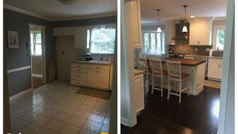 Kitchen & Dining room Remodel