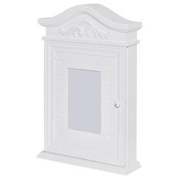 Mediterranean Storage Cabinets by Vida XL International B.V.