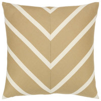 Elaine Smith Shine Chevron Pillow