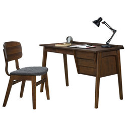 Midcentury Desks And Hutches by Lexicon Home