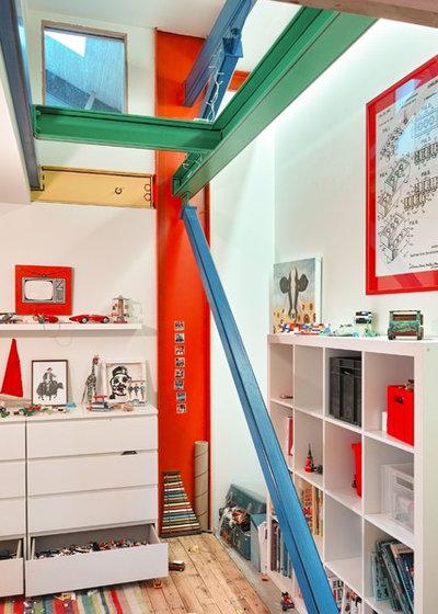 Industrial Kids by MCAS - Max Capocaccia Architecture Studio