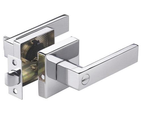 Contemporary interior door handles for your home or business door lever sets for Contemporary interior door hardware