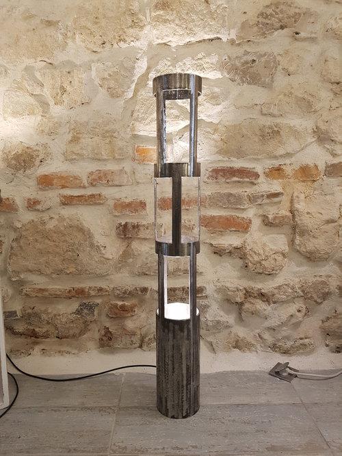 "Lampe ""BUILDING ONE"" - Lampe à Poser"