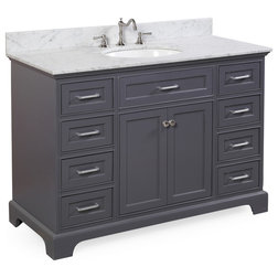Fabulous Transitional Bathroom Vanities And Sink Consoles by Kitchen Bath Collection