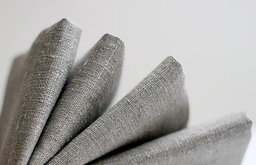 Natural Linen Napkins by Pillow Link