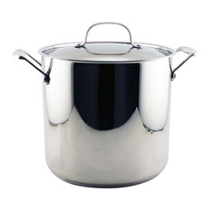 Earthchef Premium Stockpot 10 Quart With Lid