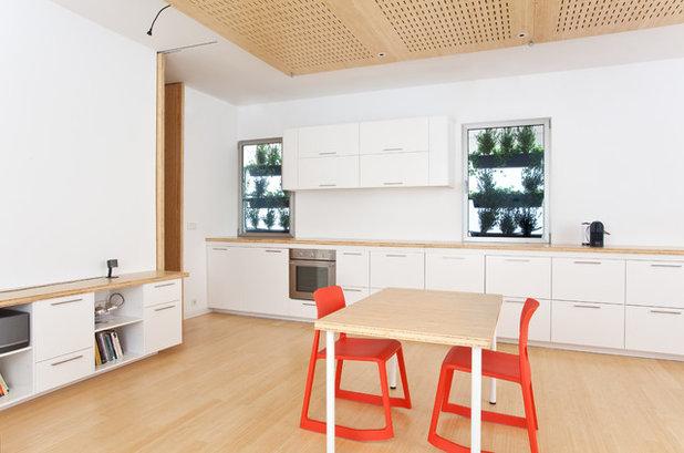Isola Cucina Realizzata Con Tronco Albero Oggetti Design: Shabby chic ...