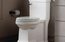 American Standard Town Square FloWise RH Elongated 1-Piece Toilet
