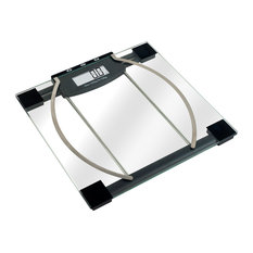 Digital Scale with Body Weight, Fat, Hydration and BIA Measurements by Remedy