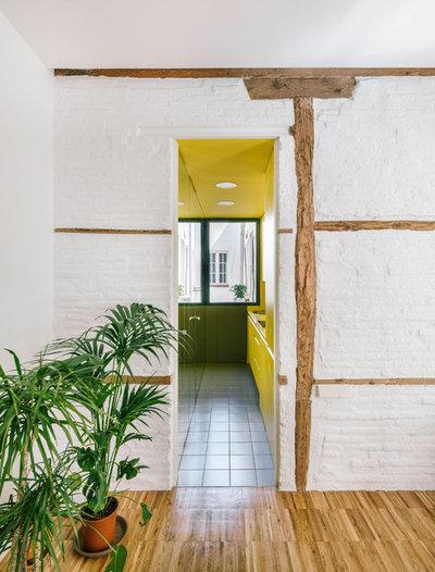 Современный by gon architects