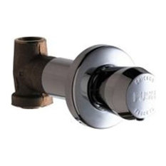 Chicago Faucets 770-665PSH Built-In Wall Valve - Chrome