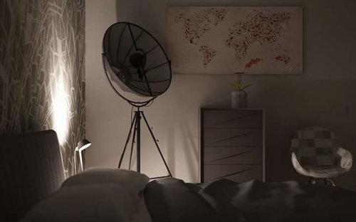 Studio e progettazione e modellazione Camera da letto Sma Mobili con ...