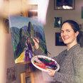 Profilbild von Katrin Kircheiß Auftragsmalerei