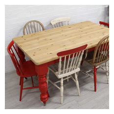 Eclectic Mix and Match Kitchen Dining Set