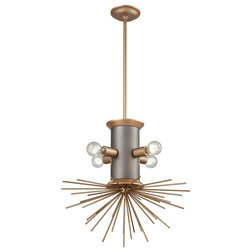Midcentury Pendant Lighting by Lighting New York